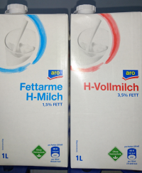 H-Milch 12*1,0l 3,5%