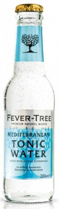 Fever-Tree Mediterranean Tonic 8x0,5l