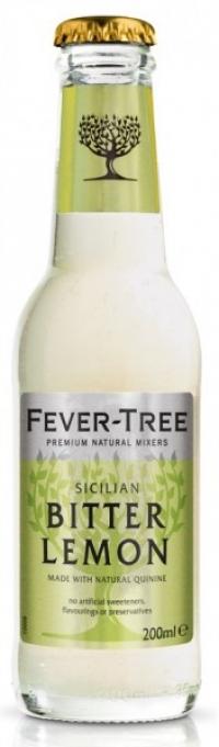 Fever-Tree Sicilian Bitter Lemon 8x0,5l
