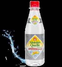 Bucher Mineralwasser mit Zitronengesch. Pet