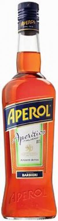 Aperol Rhabarber-Bitter 0,7- Flasche