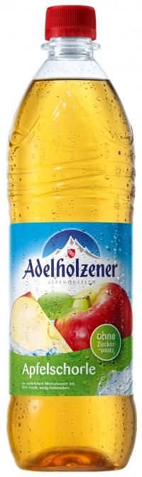 Adelholzener Apfelschorle 1,0l