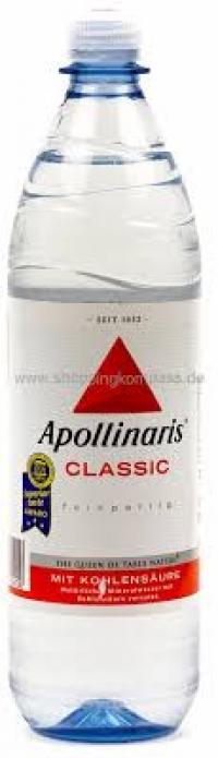 Apollinaris Classic Pet 10*1,0l