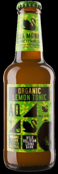 Aqua Monaco Organic Lemon tonic bio 0,23l MW