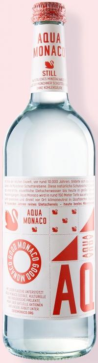 Aqua Monaco Still Rot 6er Handelsflasche 6x0,75l