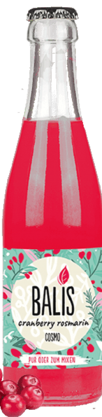 BALIS Cosmo Cranberry Rosmarin 24x0,25l