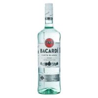 Bacardi Rum 6*1,0l