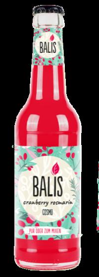 BALIS Cosmo Cranberry Rosmarin 24x0,33l