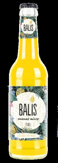 Balis Tiki Ananas Minz Drink 24x0,33l