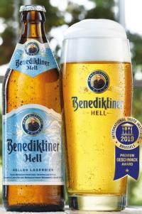 Benediktiner Hell 20x0,5l