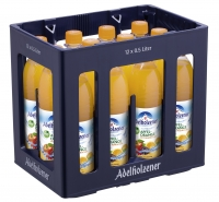 Adelholzener Bio Apfel-Orange-Maracuja 12x0,5l