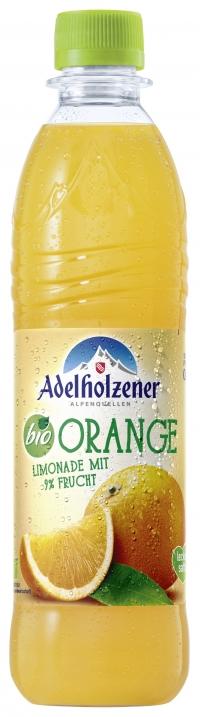 Adelholzener Bio Orange PET 12x0,5l
