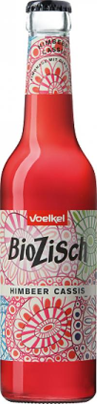 Voelkel BioZisch Himbeer-Cassis 12x0,33l MW