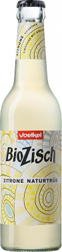 Voelkel BioZisch Zitrone naturtrüb 12x0,33l MW