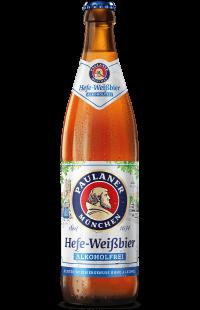Paulaner Weißbier Alkoholfrei 0,0% 20x0,5l