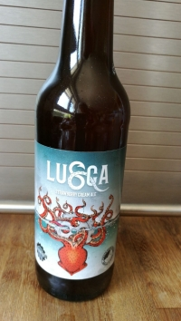 Braukraft Lusca Strawberry Cream Ale 24*0,33l