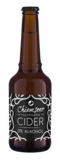 Chiemseer alkoholfreier Cider 20x0,33l