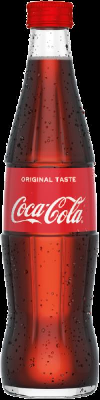 Coca Cola Classic 20*0,4l Glas