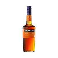 Apricot Brandy, De Kuyper 0,7l- Flasche