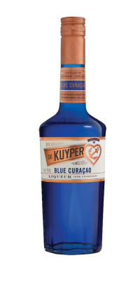De Kuyper Likör Blue Curacao 0,7l- Flasche