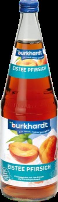Burkhardt Eistee Pfirsich 6x1,0l