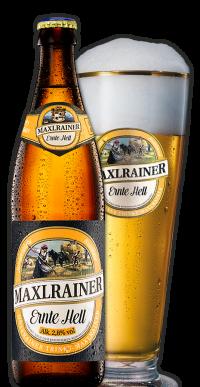 Maxlrainer Ernte Hell leicht 0,5l