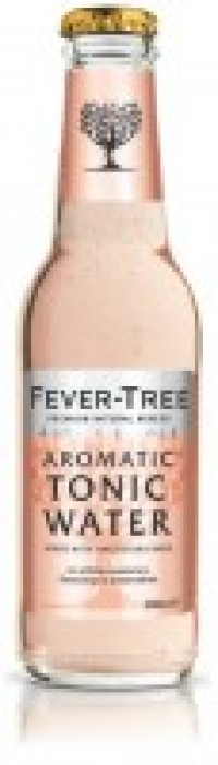 Fever-Tree Aromatic Tonic Water 24x0,2l