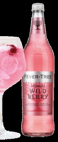 Fever-Tree Premium Wild Berry 6x0,75l