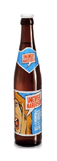 Ingwer Narrisch 10*0,33l