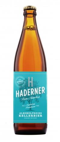Haderner Bio alkolfrei Kellerbier Hell 10*0,5l