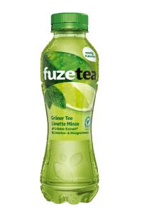 Fuze Tea Grüntee minze/limette 12*0,4l
