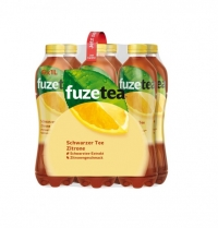 Fuze Tea Zitrone PET EW 6x1,0l