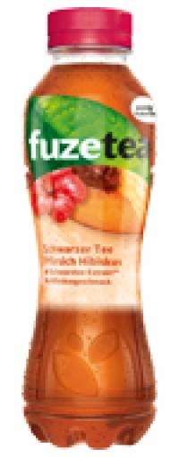 Fuze Tea Pfirsich Hibiskus PET EW 12x0,4l