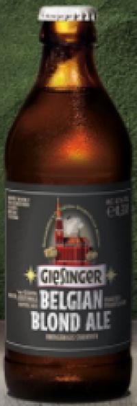 Giesinger BelgianBlondAle 0,33l Alc. 6,5%