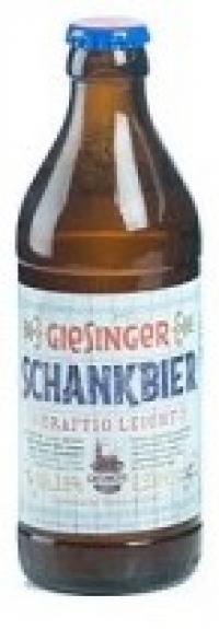 Giesinger Schankbier kräftig leicht 20*0,33l
