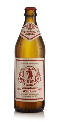 Wildbräu Grandauer Ur-Hefe Weisse 20*0,5l