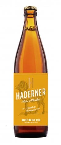 Haderner Bio Bockbier Sonderedition 10*0,5l -7,8% vol.