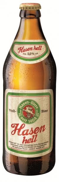 Hasen Hell 20x0,5l