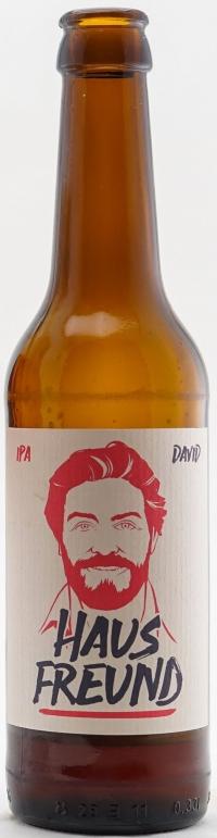 Hausfreund David Indian Pale Ale 24*0,33l