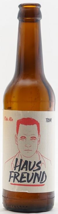 Hausfreund Tom Pale Ale 24*0,33l