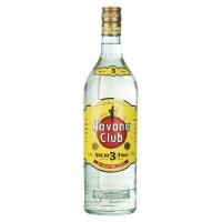 Havana Club Rum 1l 3Jahre- Flasche