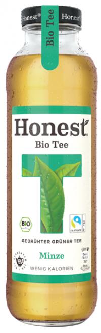 Honest Tea Minze Bio 24x0,33l MW