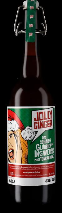 Ingwerbier Jolly Ginger 1*0,75l