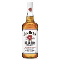 Jim Beam Bourbon 0,7- Flasche