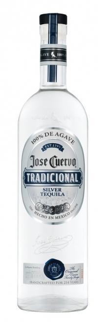 Jose Cuervo Tradicional Silver 0,7 l