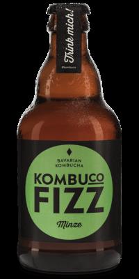 Kombuco Fizz Minze 6*0,33l