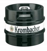 Krombacher Pils 30 L KEG Fass
