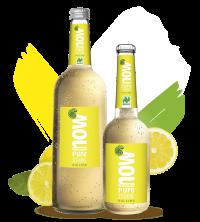 Now Pure Zitrone Bio 10x0,33l