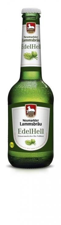Lammsbräu EdelHell Bio 10x0,33l