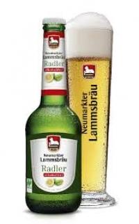 Lammsbräu Bio Radler Alkoholfrei 10x0,33l